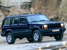 Ver foto 8 de Jeep Cherokee 1997