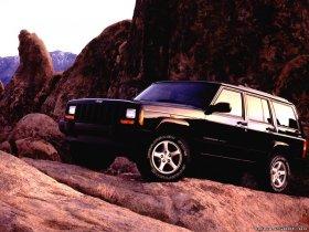 Ver foto 7 de Jeep Cherokee 1997