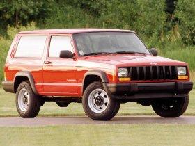 Ver foto 6 de Jeep Cherokee 1997