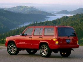 Ver foto 5 de Jeep Cherokee 1997