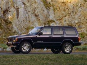 Ver foto 4 de Jeep Cherokee 1997