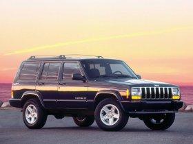Ver foto 3 de Jeep Cherokee 1997