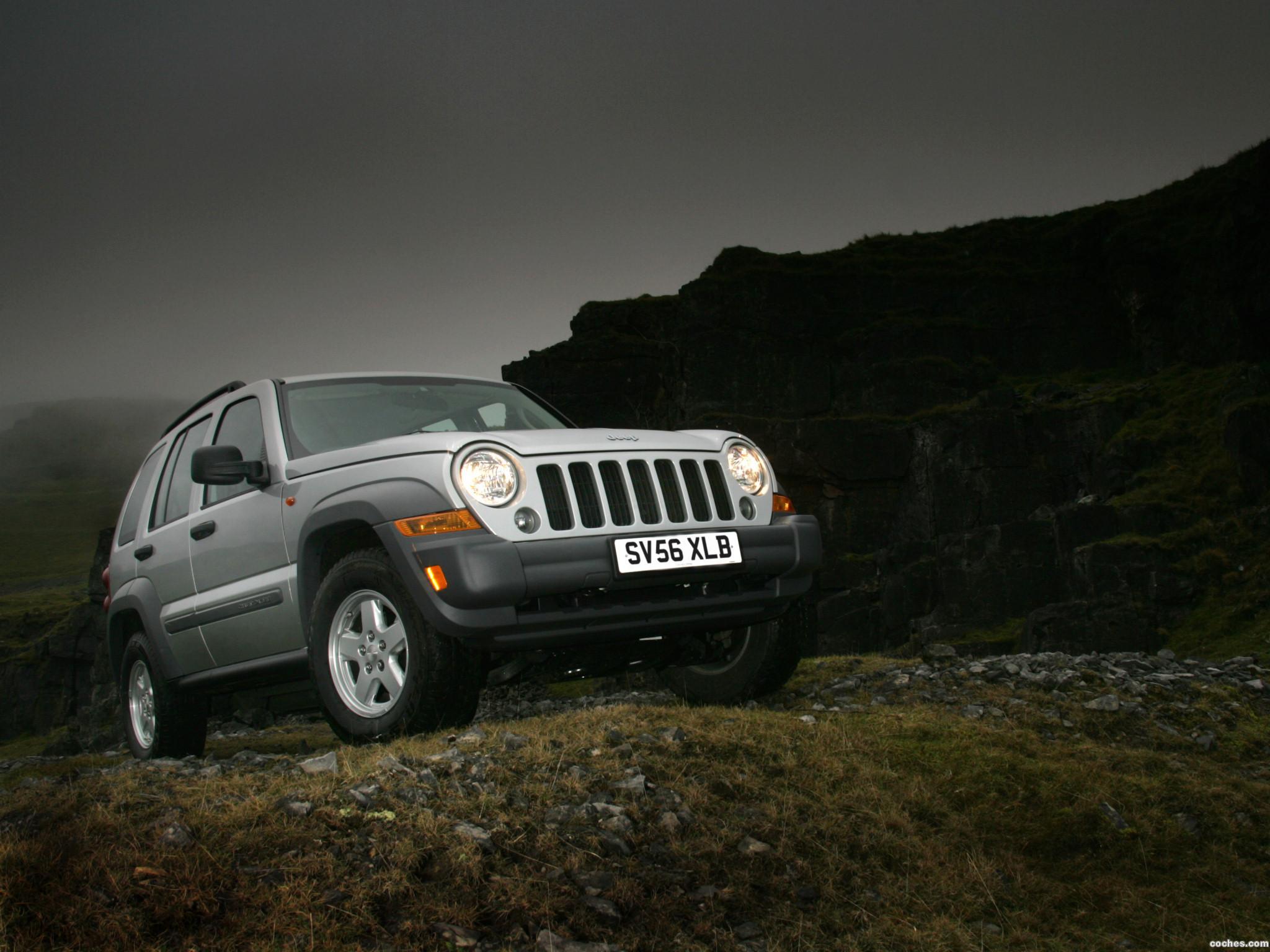 Foto 0 de Jeep Cherokee 2005