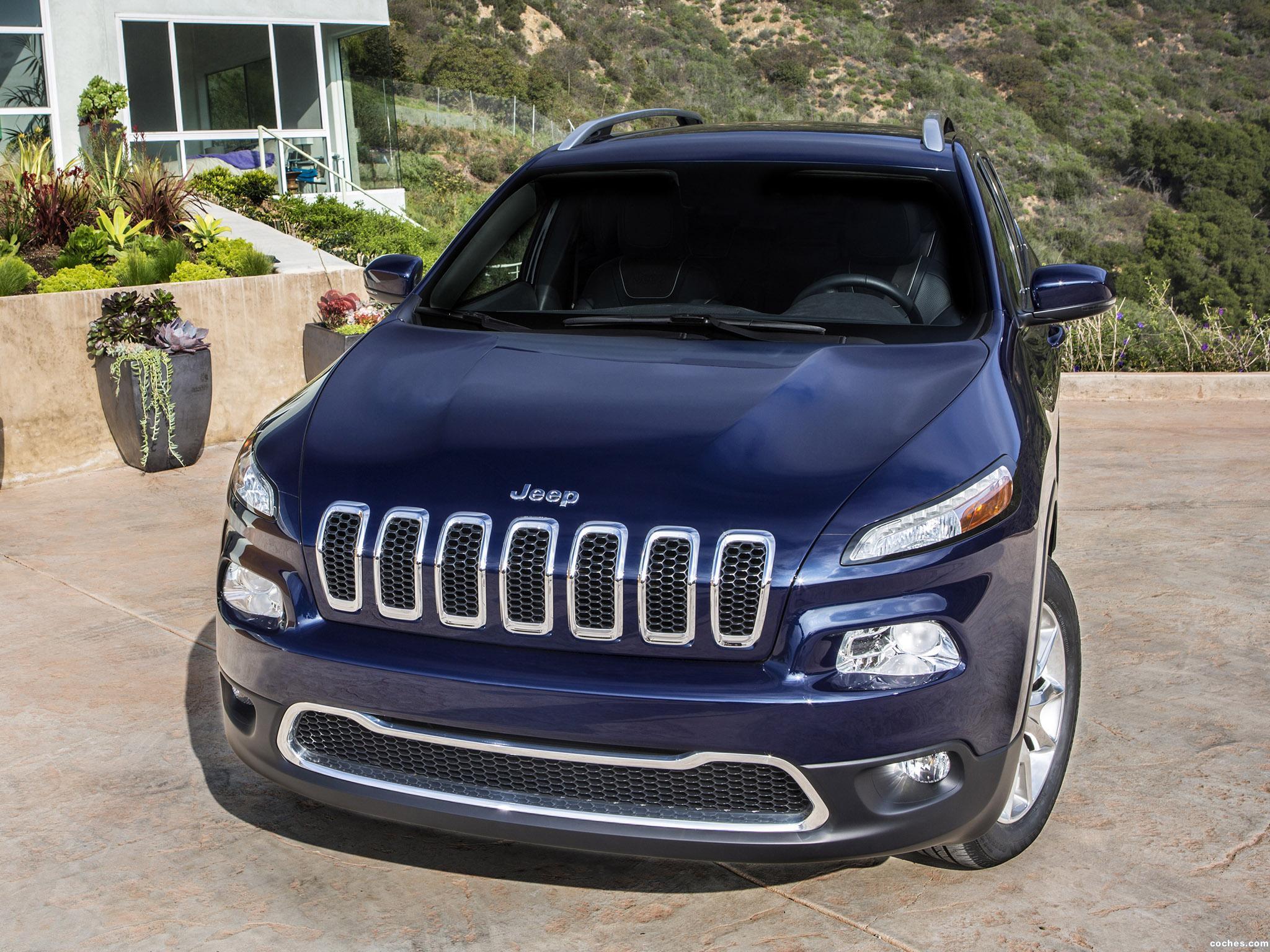 Foto 0 de Jeep Cherokee 2013