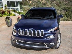 Ver foto 1 de Jeep Cherokee 2013