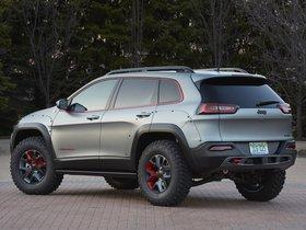 Ver foto 2 de Jeep Cherokee Adventurer Concept 2014
