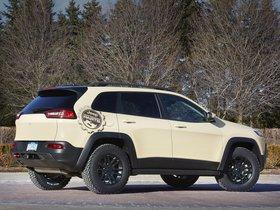 Ver foto 2 de Jeep Cherokee Canyon Trail Concept 2015