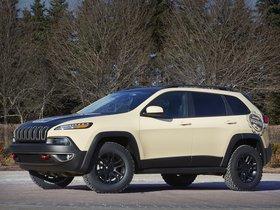 Fotos de Jeep Cherokee Canyon Trail Concept 2015