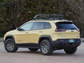 Ver foto 2 de Jeep Cherokee Dakar Concept 2014