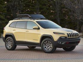 Fotos de Jeep Cherokee Dakar Concept 2014