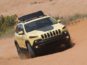 Ver foto 6 de Jeep Cherokee Dakar Concept 2014
