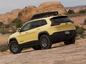 Ver foto 4 de Jeep Cherokee Dakar Concept 2014