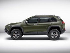 Ver foto 3 de Jeep Cherokee Krawler Concept 2015