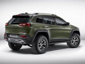 Ver foto 2 de Jeep Cherokee Krawler Concept 2015