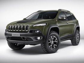 Ver foto 1 de Jeep Cherokee Krawler Concept 2015