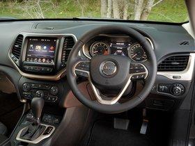 Ver foto 27 de Jeep Cherokee Limited Australia 2014