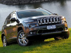 Ver foto 18 de Jeep Cherokee Limited Australia 2014