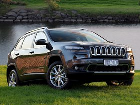 Ver foto 17 de Jeep Cherokee Limited Australia 2014