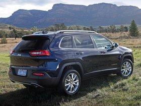 Ver foto 15 de Jeep Cherokee Limited Australia 2014