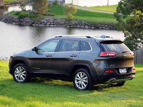 Ver foto 14 de Jeep Cherokee Limited Australia 2014