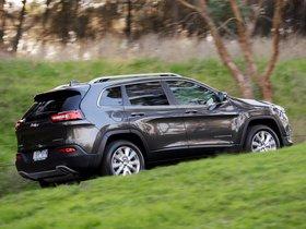 Ver foto 13 de Jeep Cherokee Limited Australia 2014