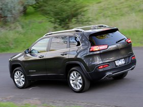 Ver foto 12 de Jeep Cherokee Limited Australia 2014