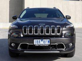 Ver foto 11 de Jeep Cherokee Limited Australia 2014