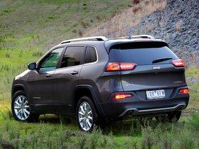 Ver foto 10 de Jeep Cherokee Limited Australia 2014