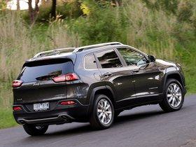Ver foto 9 de Jeep Cherokee Limited Australia 2014