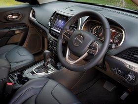 Ver foto 26 de Jeep Cherokee Limited Australia 2014