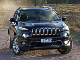 Ver foto 8 de Jeep Cherokee Limited Australia 2014