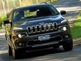 Ver foto 7 de Jeep Cherokee Limited Australia 2014