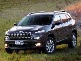 Ver foto 6 de Jeep Cherokee Limited Australia 2014