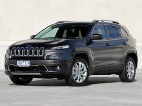 Ver foto 5 de Jeep Cherokee Limited Australia 2014