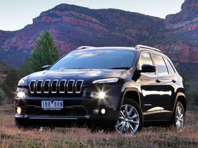 Ver foto 4 de Jeep Cherokee Limited Australia 2014