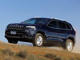 Ver foto 3 de Jeep Cherokee Limited Australia 2014