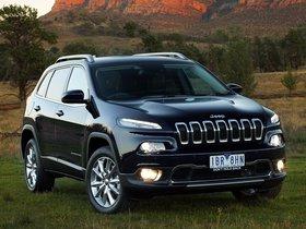 Ver foto 2 de Jeep Cherokee Limited Australia 2014