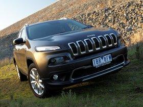 Fotos de Jeep Cherokee Limited Australia 2014