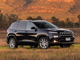 Ver foto 19 de Jeep Cherokee Limited Australia 2014