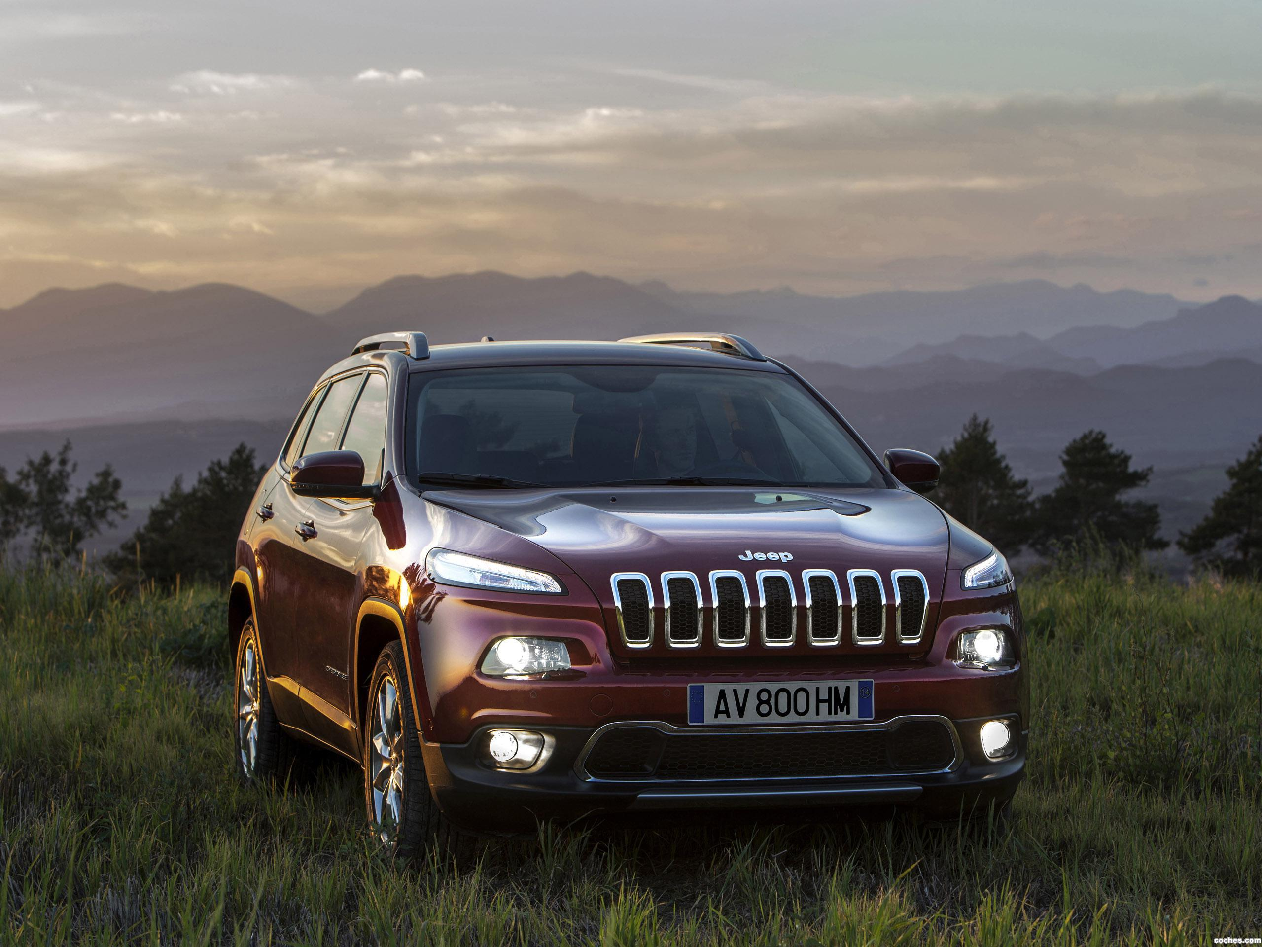 Foto 0 de Jeep Cherokee Limited Europe 2014