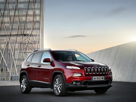 Ver foto 10 de Jeep Cherokee Limited Europe 2014