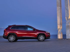 Ver foto 9 de Jeep Cherokee Limited Europe 2014