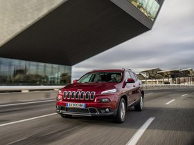 Ver foto 8 de Jeep Cherokee Limited Europe 2014