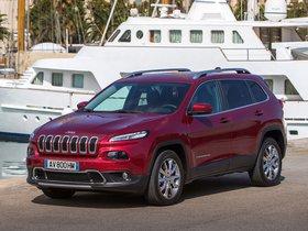Fotos de Jeep Cherokee Limited Europe 2014