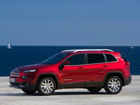 Ver foto 6 de Jeep Cherokee Limited Europe 2014
