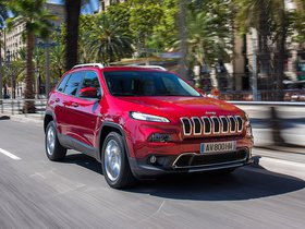 Ver foto 4 de Jeep Cherokee Limited Europe 2014