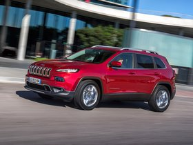 Ver foto 3 de Jeep Cherokee Limited Europe 2014