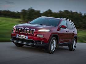 Ver foto 2 de Jeep Cherokee Limited Europe 2014