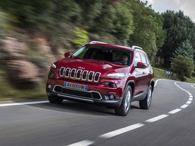 Ver foto 15 de Jeep Cherokee Limited Europe 2014