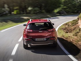 Ver foto 14 de Jeep Cherokee Limited Europe 2014
